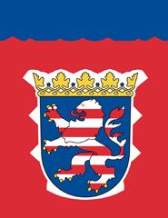 Wappen Bundesland Hessen